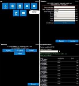 Usprawnij pracę magazyniera udostępniając stanowisko mobile które będzie połączone z systemem oraz bazą danych